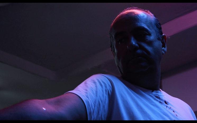 "Captura del cortometraje ""De Profundis"""