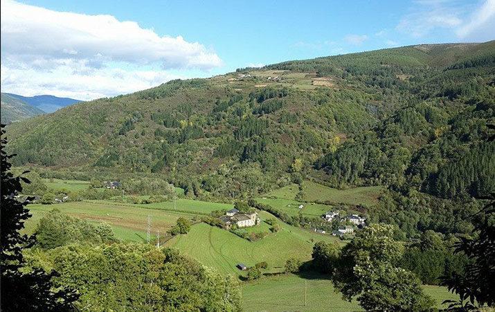 Valle del Río Ibias