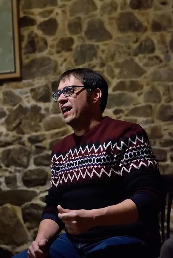 """Xosé Antón """"Ambás"""""""
