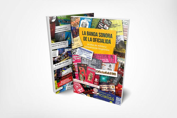 """Llibru-discu """"La banda sonora de la oficialidá"""""""