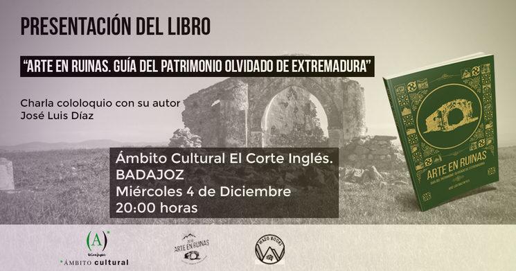 Presentación en Badajoz y envíos a l@s mecenas (importante)