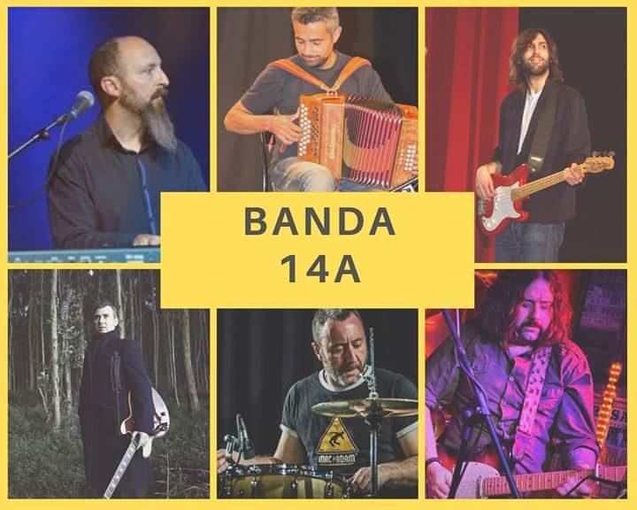 Banda 14A
