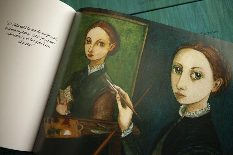 Interiores Mujeres 5, Sofonisba Anguissola