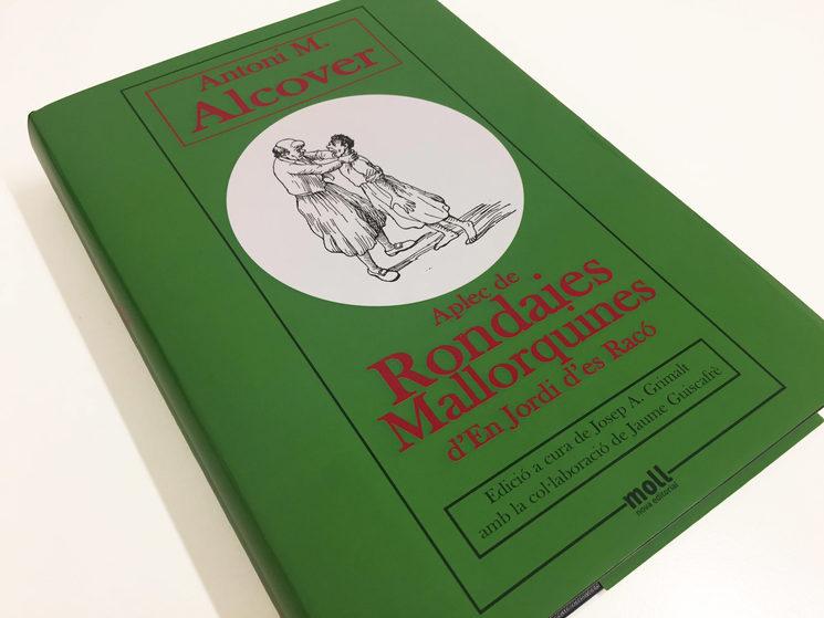 El volum VIII de l'Aplec de Rondaies Mallorquines ja és aquí!