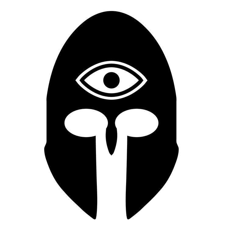 """""""¿Qué significa este símbolo ¿A quién representa?"""" Diseño de Daniel Puerta."""
