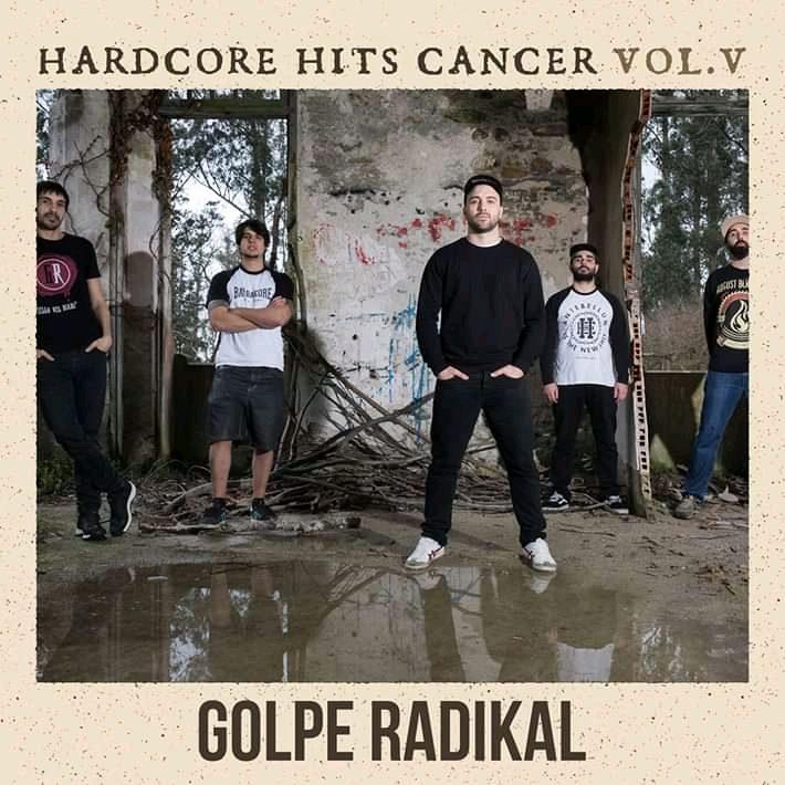 Colaboración disco Hardcore Hits Cancer
