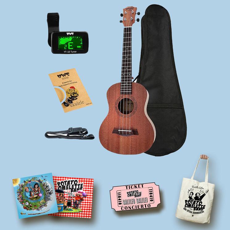 ¡Aprende a tocar el ukelele!