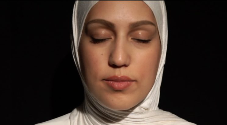 Leila Er Rabiai. Projecte Khaled
