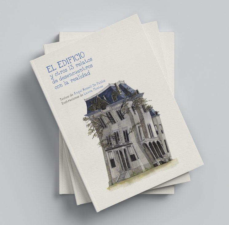 """El edificio"" 44 Full Colour pages"
