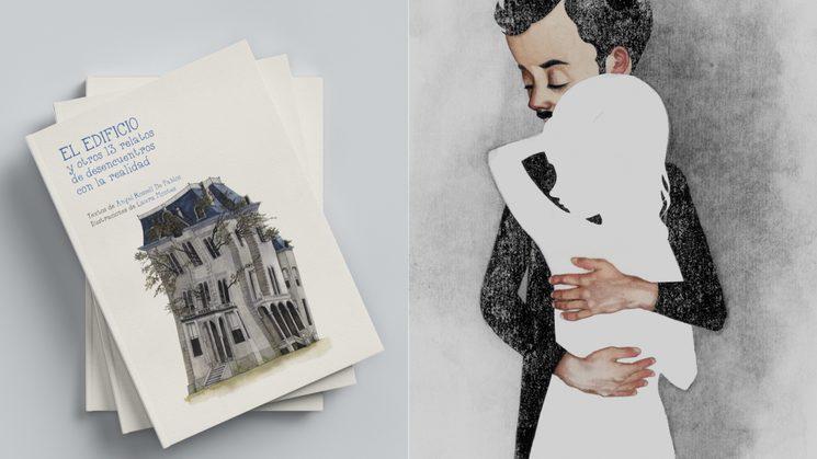 Libro + Ilustración y relato INÉDITOS