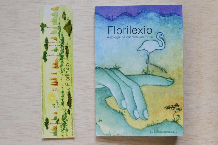 Por fin tenemos el libro de prueba de Florilexio