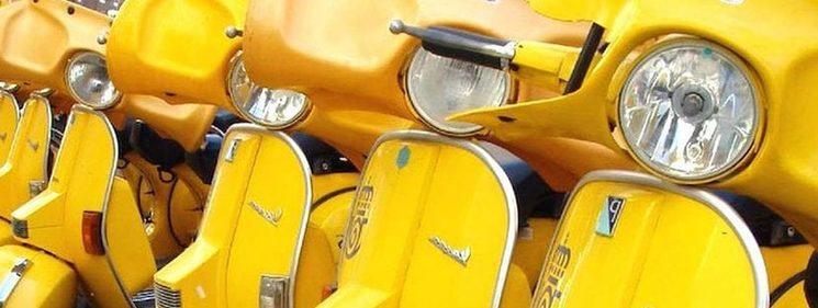 Las motos acuáticas de Correos
