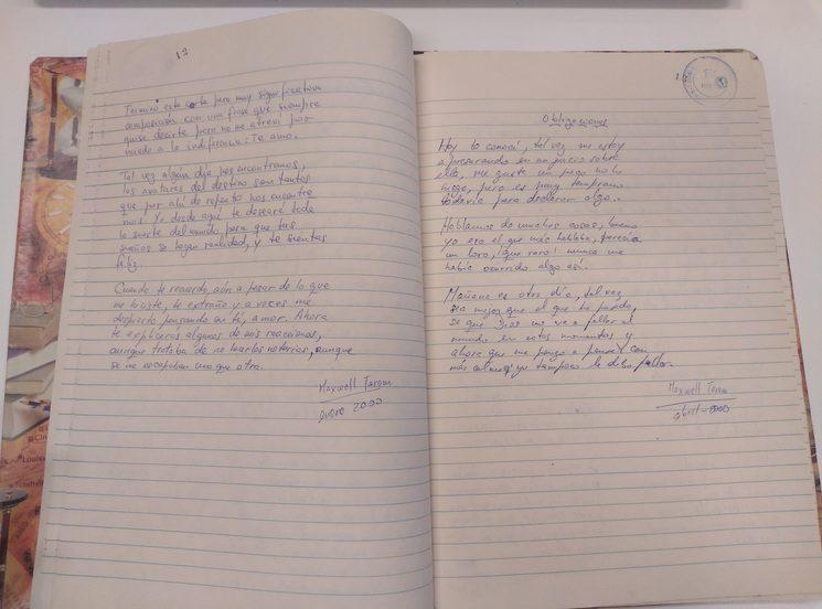 Poemas escritos en el 2000