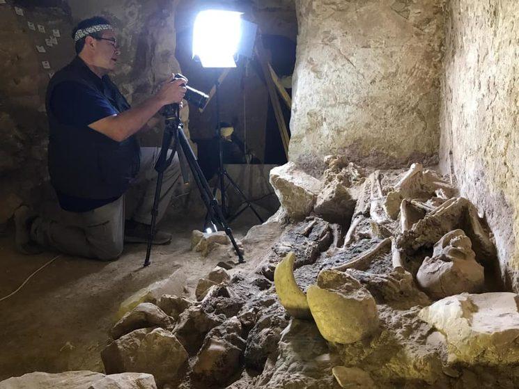 SC3, la cámara de las momias