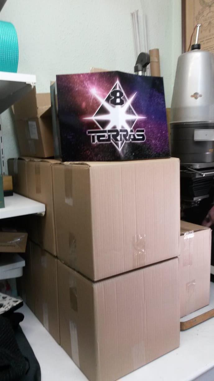 Las cajas!!