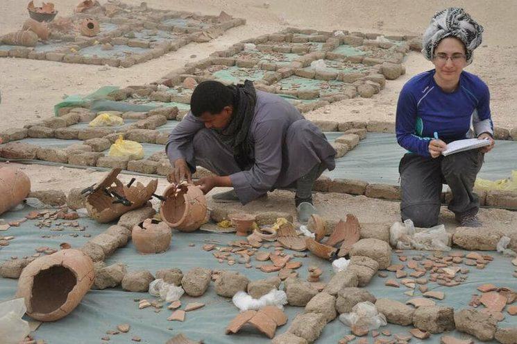 Reconstruyendo los recipientes cerámicos