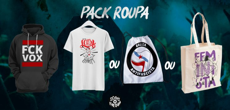 Pack Roupa