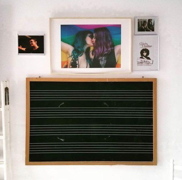 El aula de música de la Sala Mera es un espacio pensado para fomentar la integración y la diversidad.