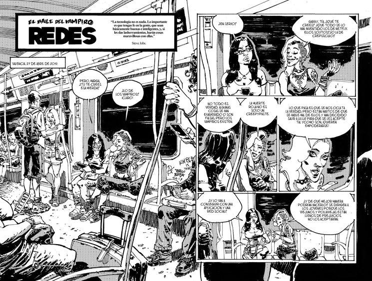"""páginas 2 y 3 de """"REDES"""""""