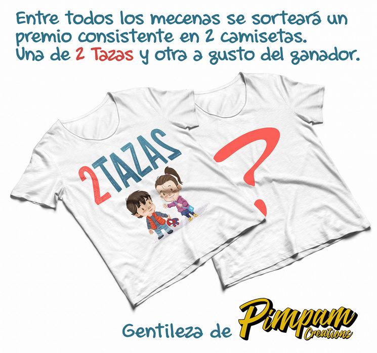 ¡Camisetas!