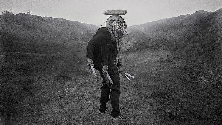 © Manuel Acedo. Cuchillo, navaja, machete