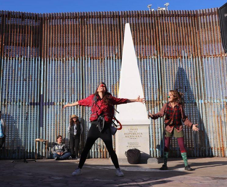 Traspasando fronteras con MAGIA