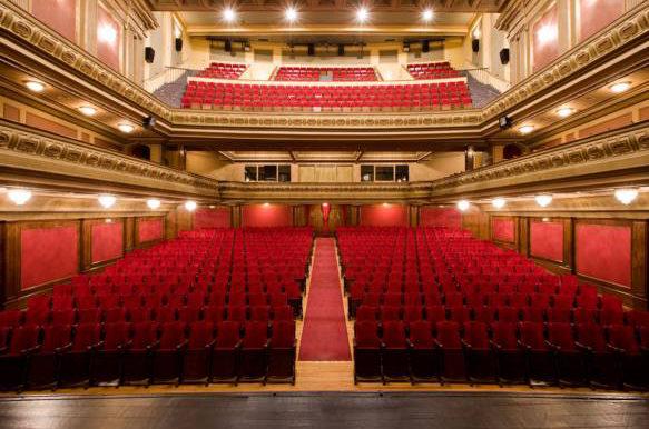 Isabel La Católica Theatre. Granada. Spain