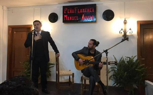 Antonio de la Luz y Juan Pinilla