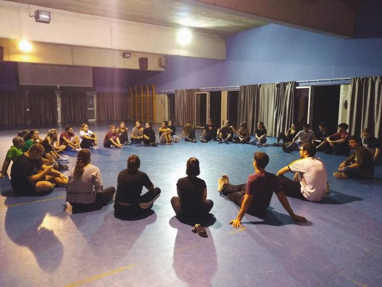 Membres del Ball de Gitanes de la Garriga