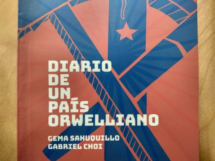 "Portada *Diario de un País Orwelliano"""