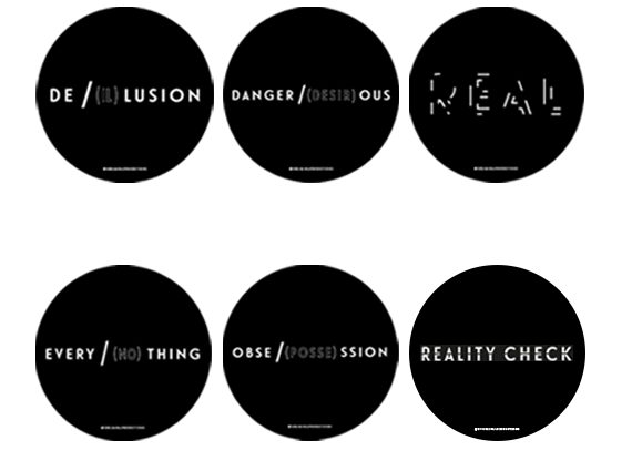 Reality Check - Stickers