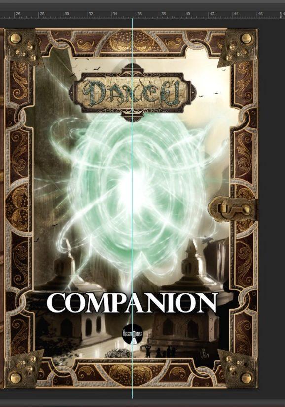 Portada en desarrollo del Companion.