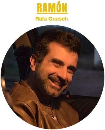 Rafa Guasch como Ramón