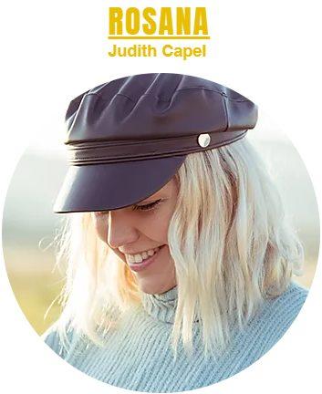Judith Capel como Rosana