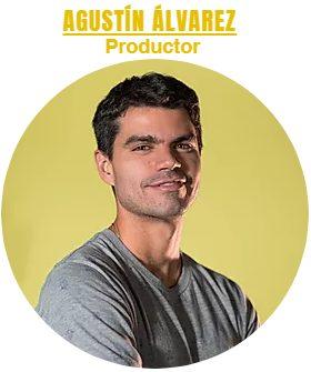 Agustín Álvarex - Asistente de Dirección