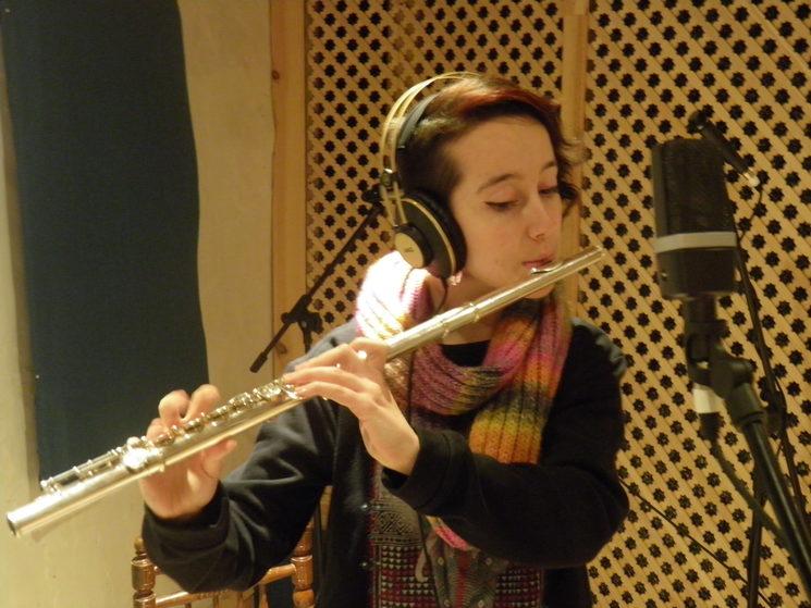 Estrella a la flauta travesera