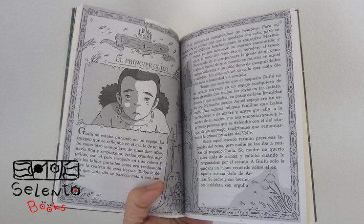 Prueba diseño interior del libro