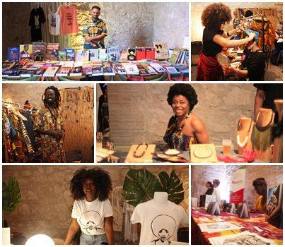 Black Barcelona Market