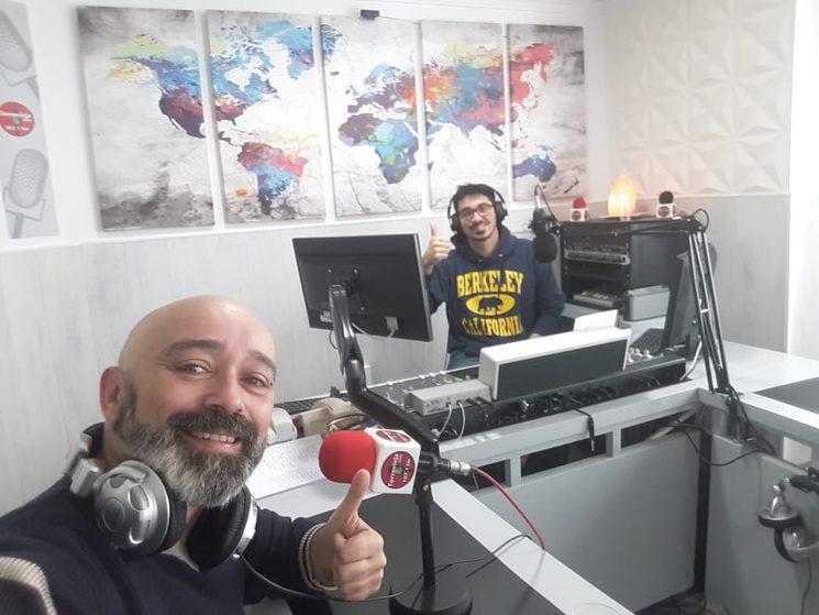 Jero y Darío en Torrevieja Radio