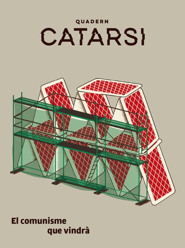 Ja tenim portada pel Quadern Catarsi!