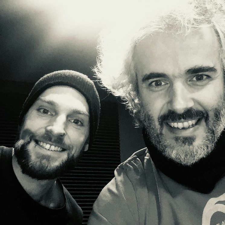 With Jonás Superstereo, the producer and mastermind who makes everything sound incredible