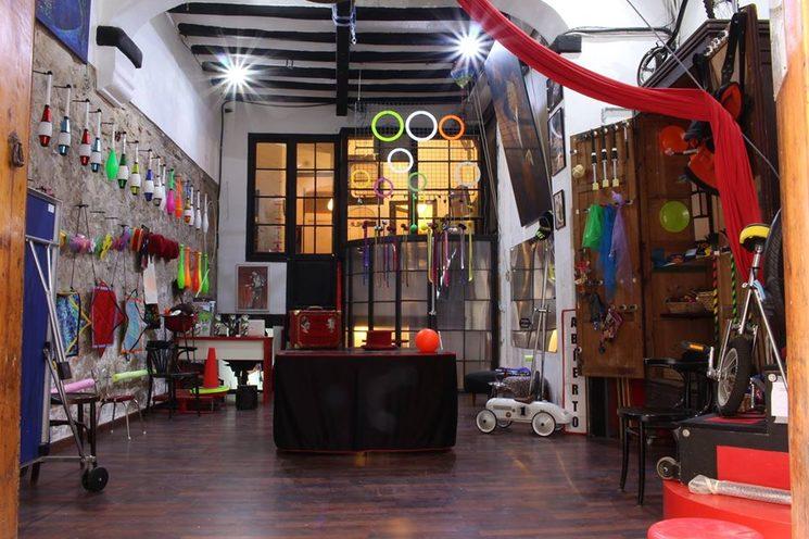Nuestra antigua tienda Malabarte