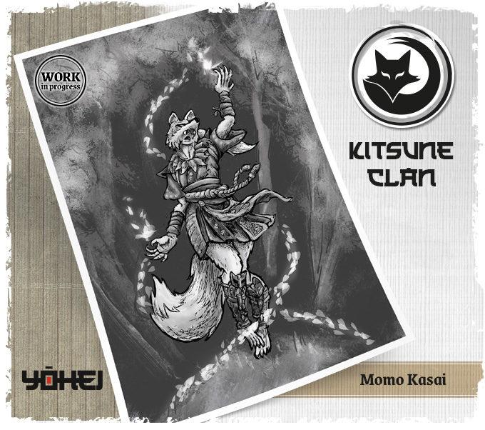Unidad Kitsune  (Trabajo en progreso)