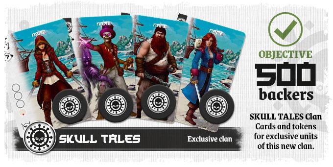 Clan Skull Tales