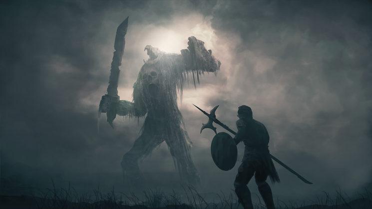 Enormes criaturas acechan en las nieblas de Arrswyd