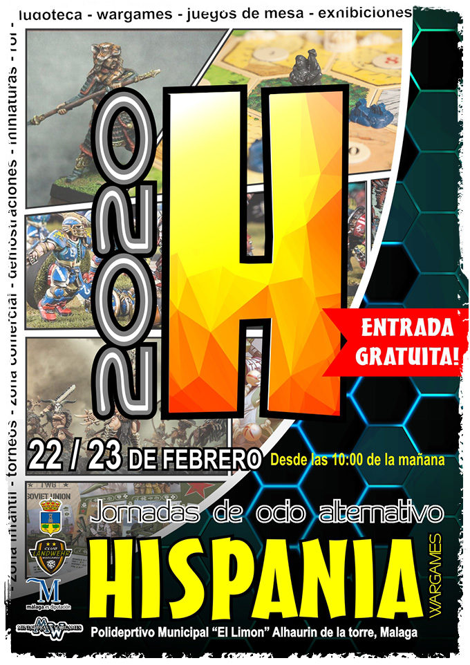 Hispania Wargames 2020