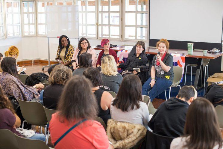 Empoderándonos juntas. Jornada 2019 con Desirée Bela-Lobedde, Marina Marroquí y Marian Andrés