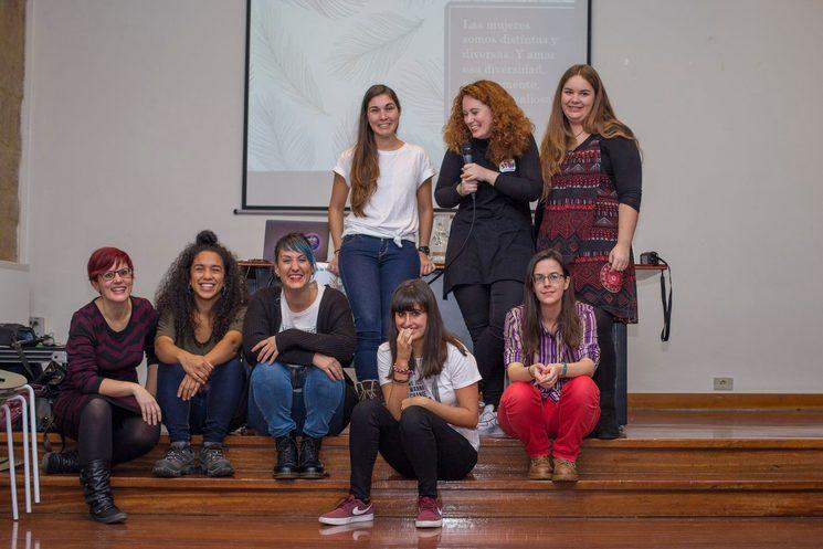 Varias Zororak. 2019. Ianire, Jesenia, Leyre, Cris, Esti, Saray, Nerea, Cristina