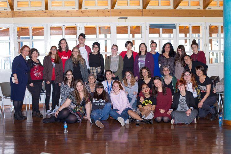 Participantes Jornada Círculos. 2019