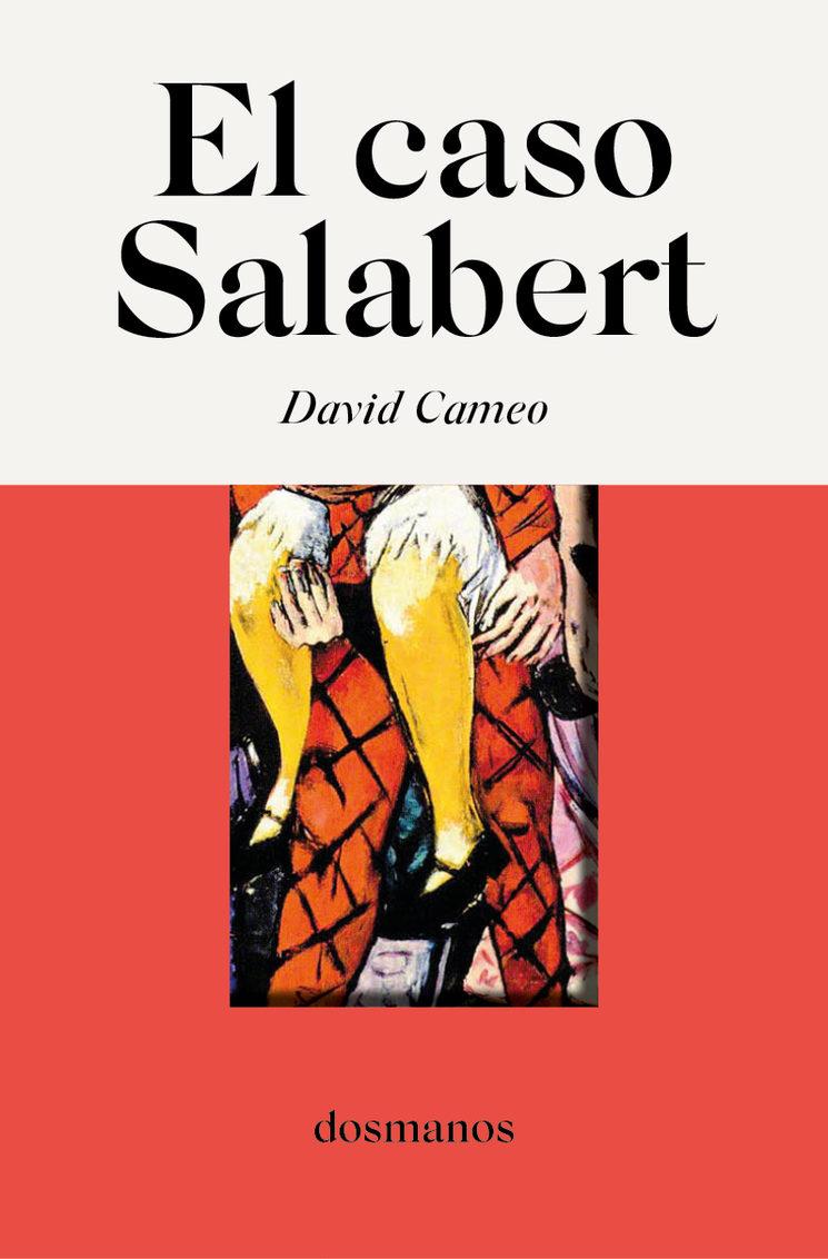 Proyecto portada de El caso Salabert